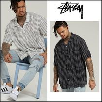 ☆STUSSY☆半袖ロゴシャツ/REPEATER RESORT SS SHIRT