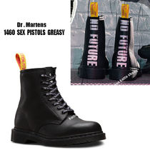 Dr Martens x SEX PISTOLS 1460 GREASY★ロゴ★コラボ