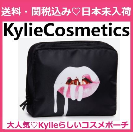 KYLIE COSMETICS メイクポーチ 日本未入荷のセレブブランド KylieCosmetics メイクポーチ