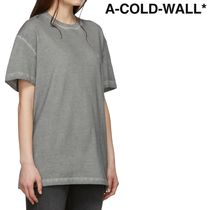 A-COLD-WALL(アコールドウォール) Tシャツ・カットソー ★A-COLD-WALL★ グレー ブラケット T シャツ ★関税 送料込★