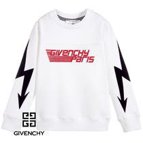 19ss★GIVENCHY 3Dロゴスウェット/10~12y【安心国内発送】