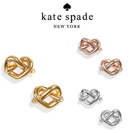 9b8437731 BUYMA|【Kate Spade】☆日本未入荷☆loves me knot stud earrings 41501729