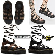 19SS! Dr. Martens NARTILLA GRIZZLY レースアップサンダル