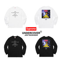 18SS Supreme UNDERCOVER/Public Enemy Counterattack L/S Tee