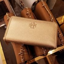 2019SS♪ Tory Burch ★ THEA MULTI GUSEET CONTINENTAL WALLET