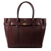 【関税負担】 MULBERRY ZIPPED  BAYSWATER BAG