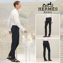 【SS2019】HERMES*エルメス*Saint Germain fitted pants*パンツ