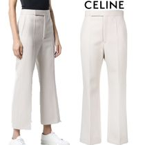【18AW★SALE!】★CELINE★cropped trousers