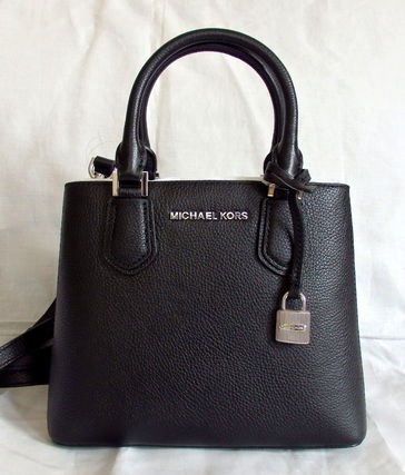 【1-2日到着】Michael Kors●2WAY●ADELE MD MESSENGER●BLACK