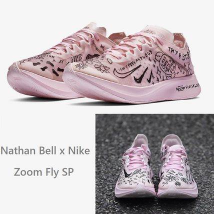 Nathan Bell x NIKE☆ZOOM FLY SP