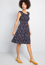 Day After Day A-Line Dress