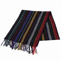 Paul Smith マフラー SCARF WOOL COLLEGE  m1a323ebs06-79BKOS