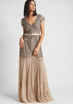 Orchestral Opening Maxi Dress