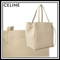 旧ロゴ【CELINE】Small Cabas Phantom With Belt 国内発送