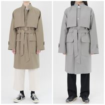 日本未入荷HI FI FNKのGrade Trench Coat 全3色