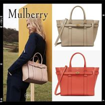 VIP SALE【Mulberry】Zipped Bayswater Small A4可