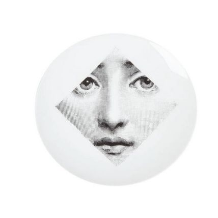 *FORNASETTI*Wall Plate Tema e Variazioni スクエア 国内発送