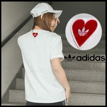 国内発送・正規品★adidas Originals★V DAY T-SHIRT★WHITE