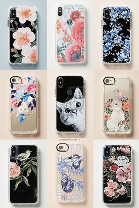 Anthropologie★iPhone6/6s/7/8Plus/Xケース★Casetifyデザイン8