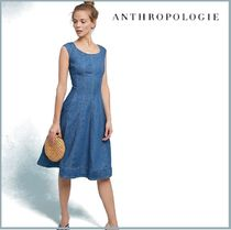 【Anthropologie】 デニムドレスワンピ☆Pilcro Denim Dress