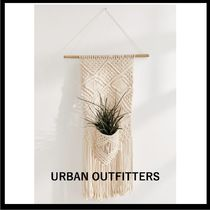 《URBAN OUTFITTERS》プランターポケット付きマクラメ☆