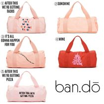 【ban.do】●大人気● WORK IT OUT GYM BAG