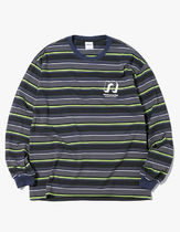 thisisneverthat(ディスイズネバーザット) Tシャツ・カットソー 19SS☆N Striped L/SL Top/全3色