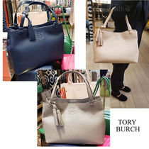 【Tory Burch】Thea Center Zip Tote ☆関送込/ヤマト追跡