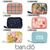 【ban.do】●大人気● GETAWAY TOILETRIES BAG