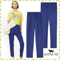 MAISON KITSUNE*STRIPES JENA CASUAL パンツ