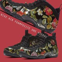 NIKE AIR FOAMPOSITE ONE FLORAL フラワー