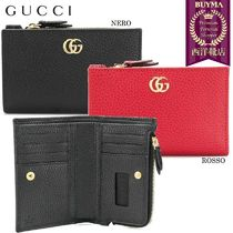 【正規品保証】GUCCI★19春夏★GG MARMONT ZIPPED WALLET