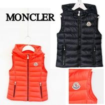 MONCLER(モンクレール) キッズアウター 関税・送料込み MONCLER キッズ SUCRE フード付き ダウンベスト