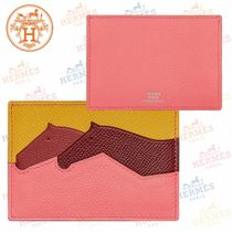 19SS《HERMES》Les Petits Chevaux カードケース