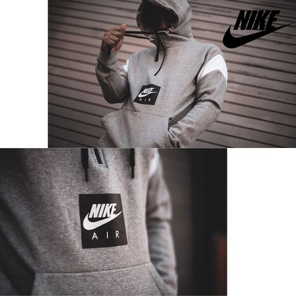 NIKE ナイキ Men's Air Half-Zip Pullover Hoodie パーカー