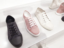 GUCCI GG CANVAS LOW SNEAKERS