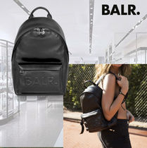 **BALR**ボーラー★The Leather Petite Backpack★バックパック