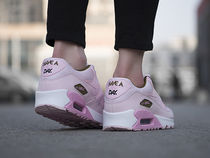 HAVE A NICE DAY ★ NIKE ナイキ WMNS AIR MAX 90 SE ピンク