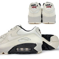 HAVE A NICE DAY ★ NIKE WMNS AIR MAX 90 SE ペールアイボリー