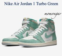 国内完売!! [Nike] Air Jordan 1 Turbo Green