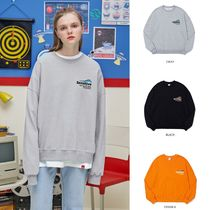 ACOVER(オコボ) スウェット・トレーナー 【ACOVER】BACK NEW FEATURING SWEAT SHIRT (3color) - UNISEX