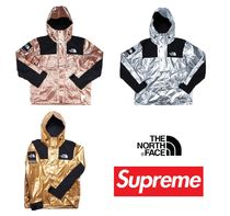 SUPREME x The North Face★メタリックマウンテンパーカー