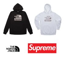 SUPREME x The North Face★メタリックロゴパーカー