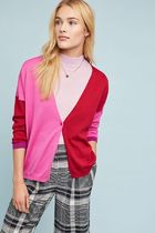 セール! Beatrice B Rosie Colorblocked Cardigan