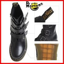 ☆韓国の人気☆【Dr.Martens 】☆BLAKE BUCKLE BOOT☆BLACK☆