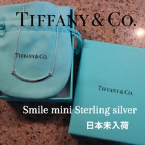 日本未入荷♡ Tiffany Smile Pendant mini シルバー