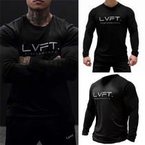 【送料無料】 LIVE FIT. Feather Tech Long Sleeve