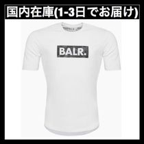 送料関税無料 BALR. CLUB T-SHIRT CAMO WHITE