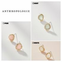 【ANTHROPOLOGIE】新作♡Darla Gemstone Post Earrings
