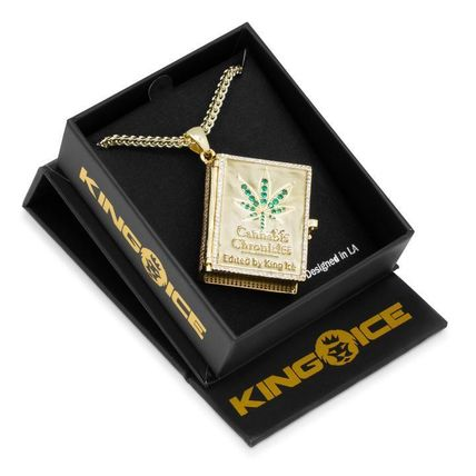 King Ice ネックレス・チョーカー 送料税込【King Ice】Cannabis Chronicles ネックレス☆国内発送(7)